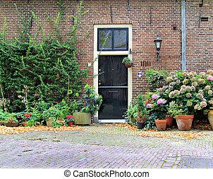 Front door, Europe
