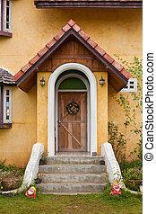 front door of Europe Style