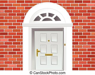 front door illustrations and clip art 19 899 front door royalty rh canstockphoto com front door clipart images front door clipart free
