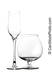 front, glas, details