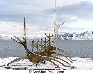 front mer, reykjavik