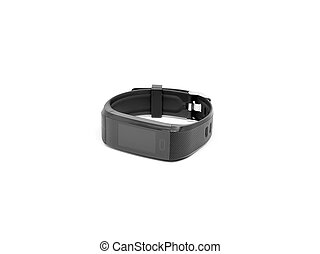 Front side of the smart watch