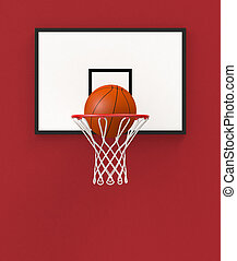 basketball hoop stock illustration images 6068