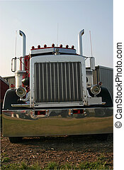 Front View of Truck