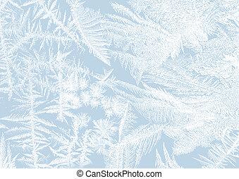 frost, stjärnor