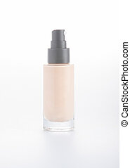 frosted bottle for your cosmetics