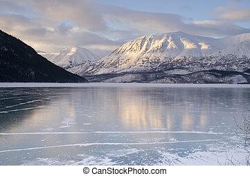 Frozen Alaska