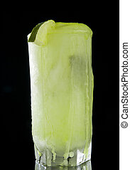 frozen lime juice