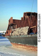 Frozen Shipwreck-3