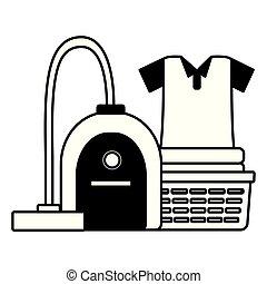 fruehjahr, werkzeuge, putzen