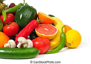 frugter grønsager