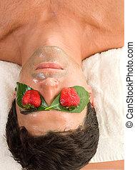 Fruit Acid Peel Mask