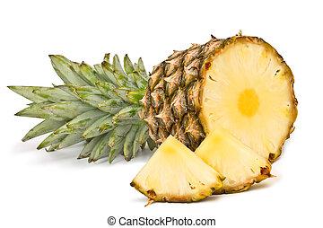 fruit, ananas, tropische
