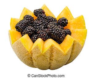 Fruit appetizer for wedding