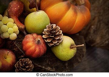 fruit, automne