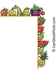 Fruit Banner