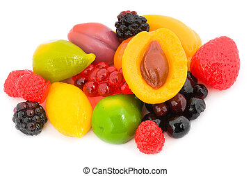 Fruit candy
