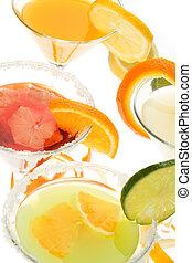 Fruit cocktail juice