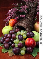Fruit cornucopia