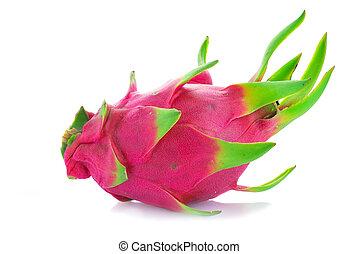 fruit, dragon