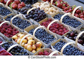 fruit, frais