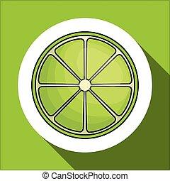 fruit icon design , vector illustration