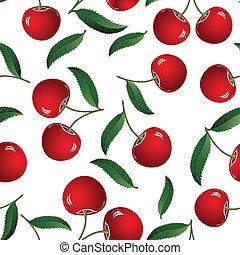 fruit, icon., vecteur