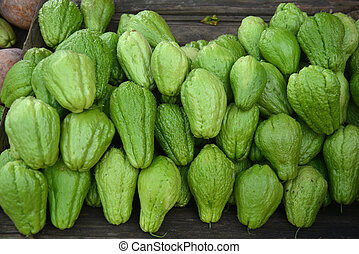 Fruit in Market