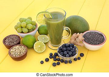 Fruit Juice Health Drink