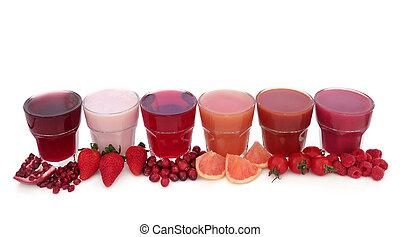Fruit Juice Health Drinks