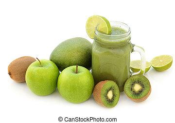 Fruit Juice Smoothie Health Drink