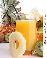 fruit juice - exotic fruit juice