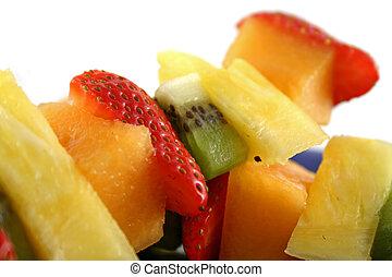 Fruit Kebabs 7