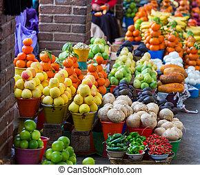 Fruit market - fruits market