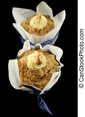 Fruit Muffins With Walnuts 5