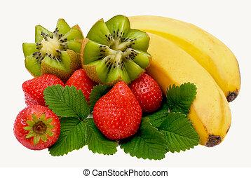 fruit, nature morte