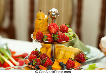 Fruit on the table