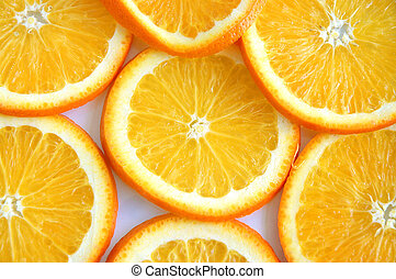 Orange Slices - Fruit - Orange Slices