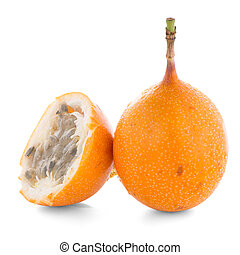 fruit,  passion,  granadilla,  maracuja