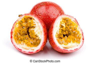 fruit, passion