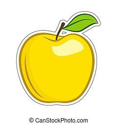 fruit, pictogram