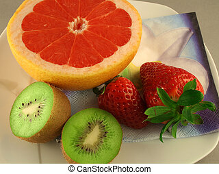 Fruit plate #3