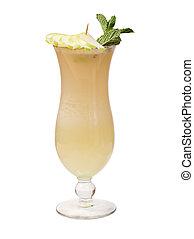 fruit, rafraîchissant, cocktail