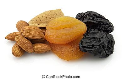 fruit, séché
