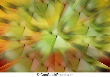 Fruit Salad illusion wallpaper - picture of fruit salad and...