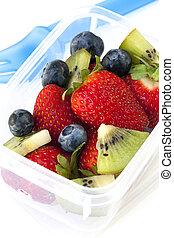 Fruit Salad Lunch Box