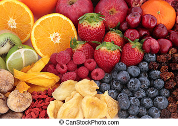 Fruit Superfood Selection
