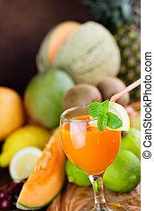 fruit, variëteit