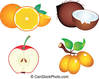 Fruit vector