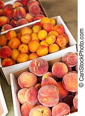fruit, vente